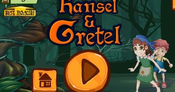 Juego online de Hansel y Gretel