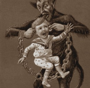 Historia de Krampus