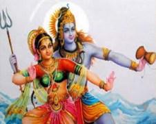 Danza de Shiva y Shakti