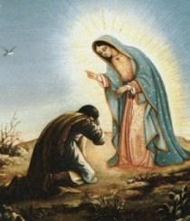 Leyenda de la virgen de Guadalupe