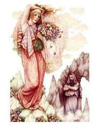 El rapto de Perséfone, un cuento mitológico de primavera