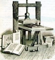 Historia de la lengua escrita: la imprenta