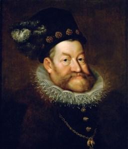 Retrato del emperador Rodolfo II.
