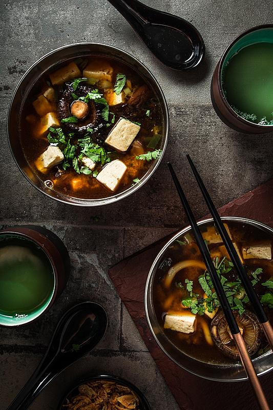 Miso Suppe für Anfänger