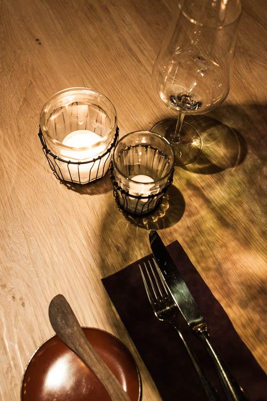 Restaurant Hygge at the guest houseFlottbek. Restaurant Guide Hamburg