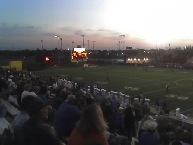 High School Football 10-2-09