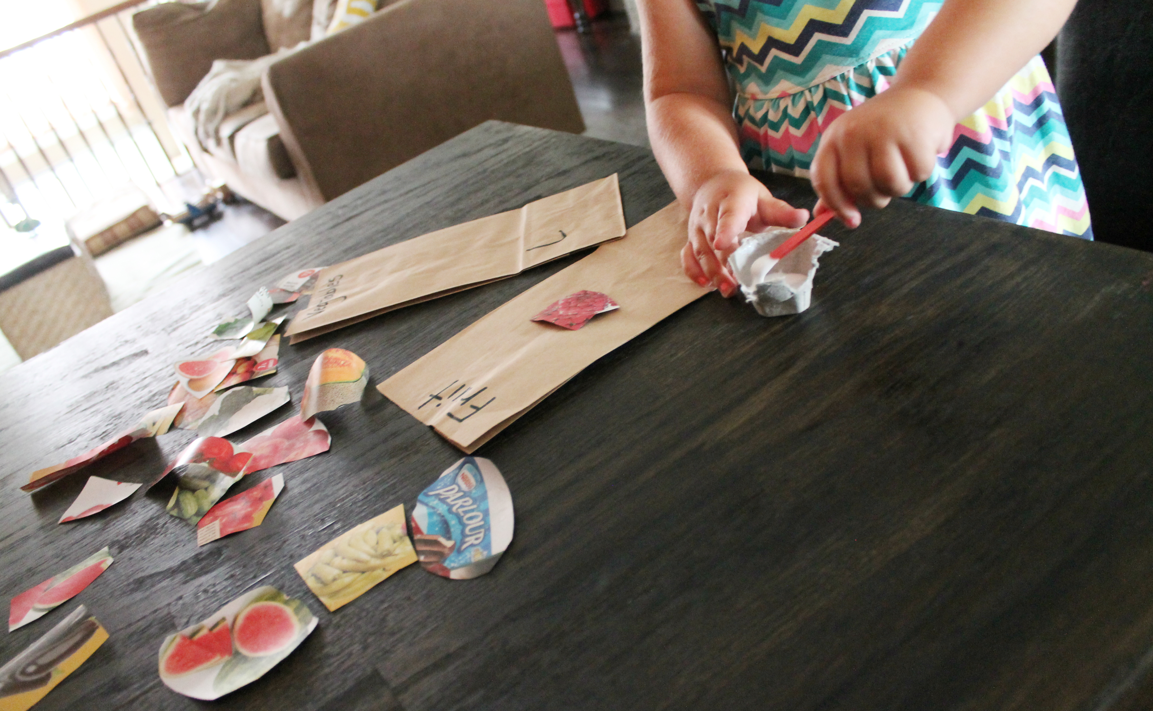Fun With Flyers A Preschool Lesson On Fruits Amp Veggies