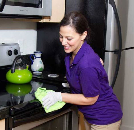 Make sure when you hire a house cleaning company to ask whether they are part of a franchise