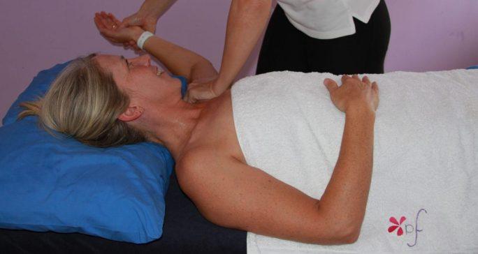 Purple Freesia Massage