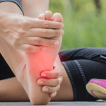 PF - Plantar Fasciitis and sports massage