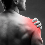PF - frozen shoulder sports massage