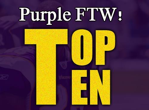 Purple FTW - Top 10