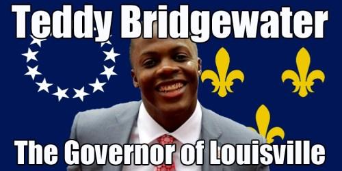 Teddy - Governor