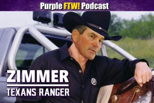 Minnesota Vikings-Houston Texans Mike Zimmer Walker Texas Ranger