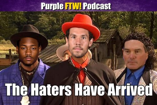 Purple FTW! Podcast, Minnesota Vikings, Vikings, Andy Carlson, @AndyCarlsonShow, Podcast, Vikings Territory, 1500 ESPN, PodcastOne, Mike Zimmer, Sam Bradford, Rick Spielman, Pat Shurmur, Blair Walsh, Washington, Kirk Cousins, Stefon Diggs, Jake Long, Tony Sparano, TJ Clemmings, Eric Kendricks, Jamison Crowder, Jordan Reed, Harrison Smith, Mackenzie Alexander, Anthony Barr, Xavier Rhodes,