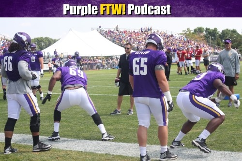 Purple FTW! Podcast: Out of Our Depth feat. JReidDraftScout (ep. 390)