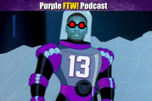 Purple FTW! Podcast: Vikings-Bills Recap - As Coley as the Other Side of the Pillow (ep. 393)