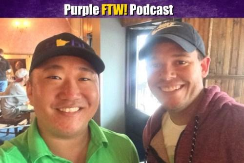 Purple FTW! Podcast: Going HAM with Myles Gorham (ep. 396)