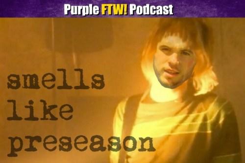 Purple FTW! Podcast: Vikings-Seahawks Recap: Smells Like Preseason (ep. 398)