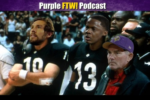 Purple FTW! Podcast: The Quarterback Episode with Mark Schofield of Inside the Pylon (ep. 402)