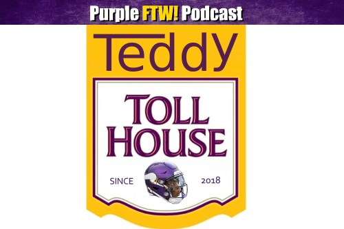 Purple FTW! Podcast: You Gotta Pay the Troll Toll feat. @JReidDraftScout + #VikesOverBeers! (ep. 508)