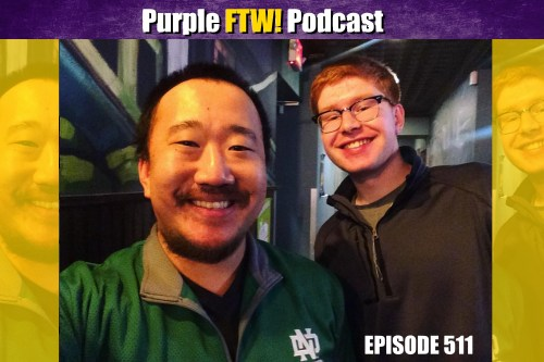 Purple FTW! Podcast: Sticks In The Mud feat. Daniel House (ep. 511)
