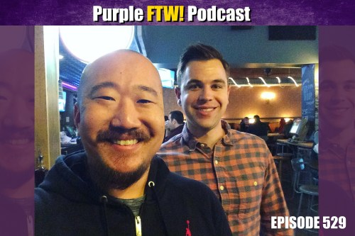 Purple FTW! Podcast: Behind the Vikings Free Agency Frenzy feat. Chad Graff (ep. 529)