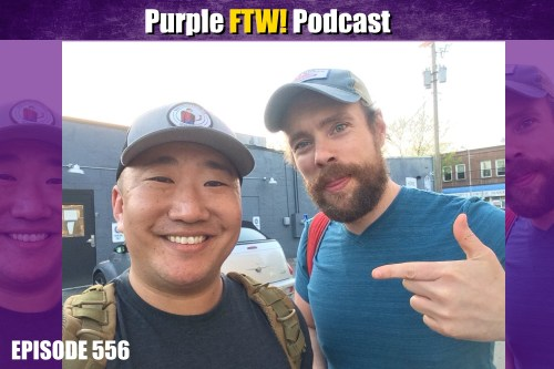 Purple FTW! Podcast: Vikings Draft & Hammering Rookies feat. Thor Nystrom of Rotoworld (ep. 556)