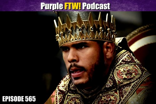 Purple FTW! Podcast: Vikings Extension Watch 2018 feat. Darren Wolfson + @JReidDraftScout (ep. 565)