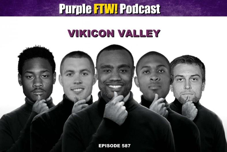 Purple FTW! Podcast: Friday Football Funtime feat. Jordan Reid + Darren Wolfson (ep. 587)