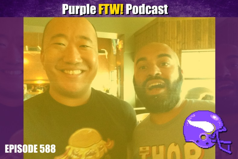 Vikings Training Camp Tales feat. Arif Hasan - Purple FTW! Podcast (ep. 588)