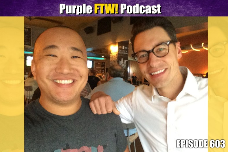 Purple FTW! Podcast: More Vikings News at 10 feat. Cory Hepola (ep. 603)