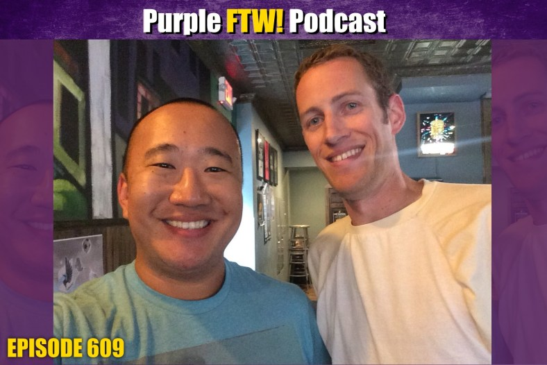 Vikings Trade Surplus feat. Sam Ekstrom - Purple FTW! Podcast (ep. 609)