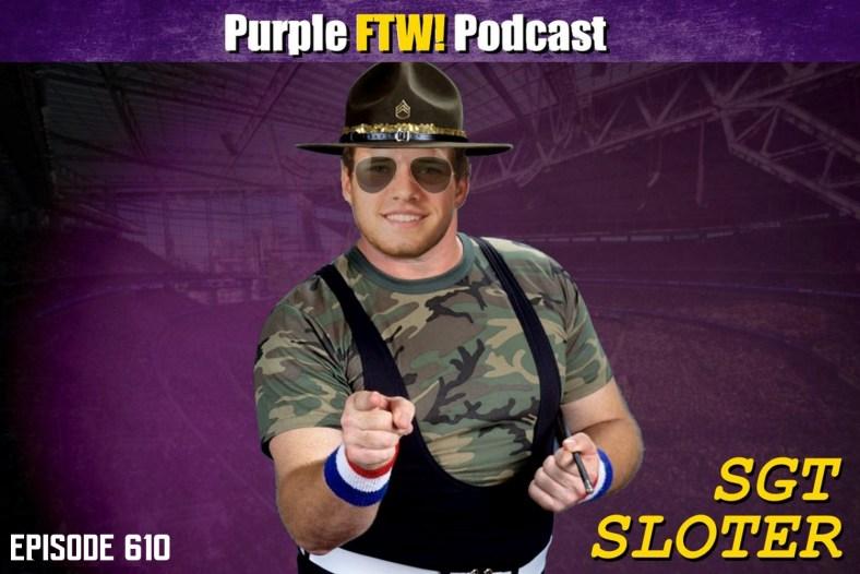 Purple FTW! Podcast: Vikings Roster Crunchtime feat. Jordan Reid + Darren Wolfson (ep. 610)