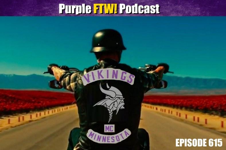Purple FTW! Podcast: Vikings Ride or Die feat. Sam Monson + #VikesOverBeers! (ep. 615)