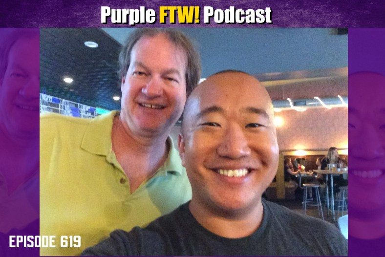 Purple FTW! Podcast: Back on the Vikings Beat feat. Chris Tomasson (ep. 619)