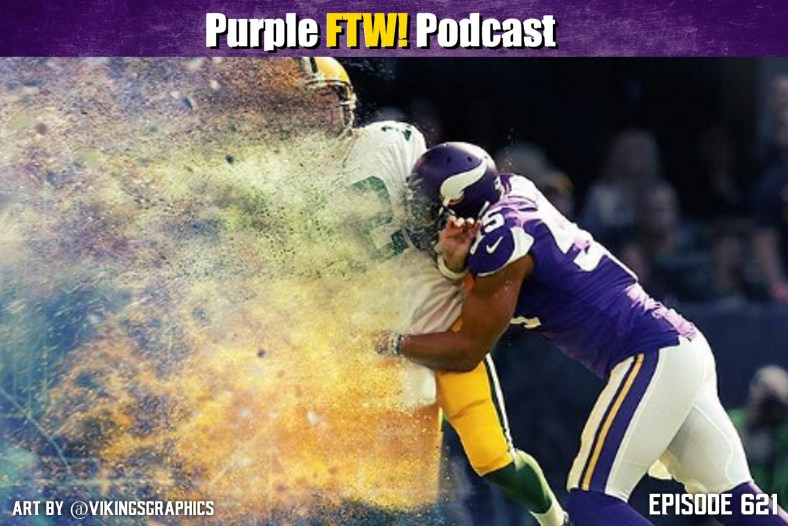 Purple FTW! Podcast: Vikings-Packers Preview feat. Darren Wolfson + Jordan Reid! (ep. 621)