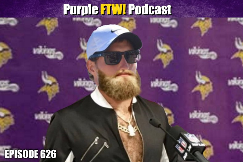 Vikings-Bills Preview feat. Darren Wolfson + Jordan Reid