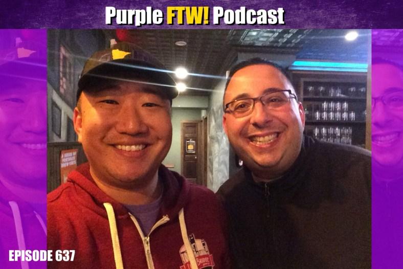 Purple FTW! Podcast: Bigger Birds to Fry feat. Darren Wolfson (ep. 637)