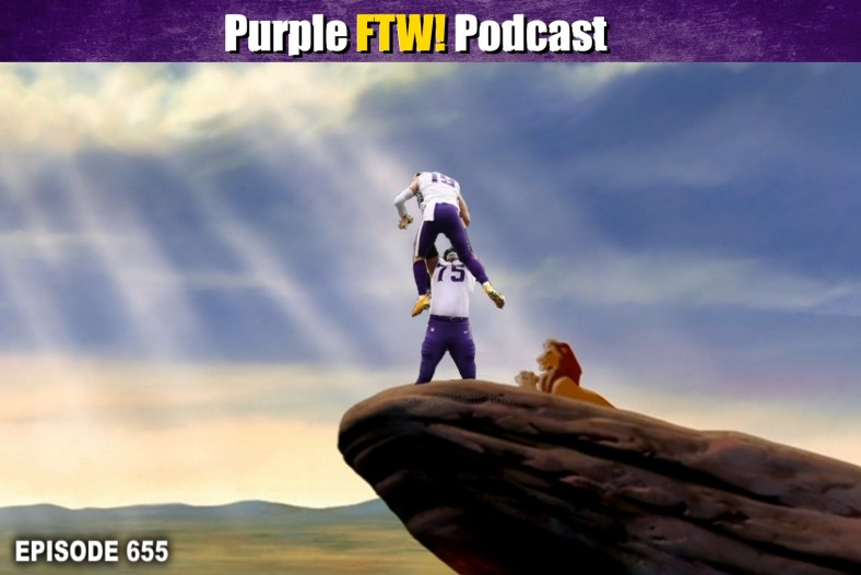 Vikings-Lions Preview: SKOLcle of LIFE feat. Jordan Reid + Darren Wolfson