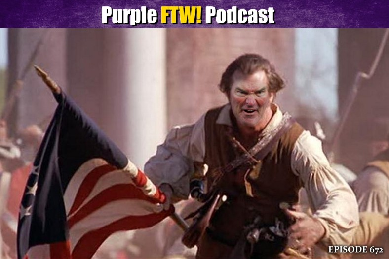 Purple FTW! Podcast: Vikings-Patriots Recap (ep. 672)