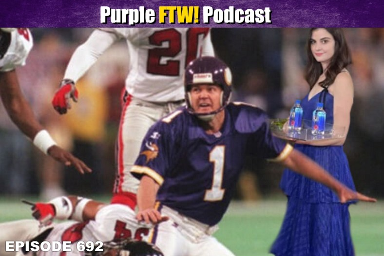 Purple FTW! Podcast: Monday Morning Vikecast: Wild Card Weekend, LOL Bears, No Mularkey (ep. 692)