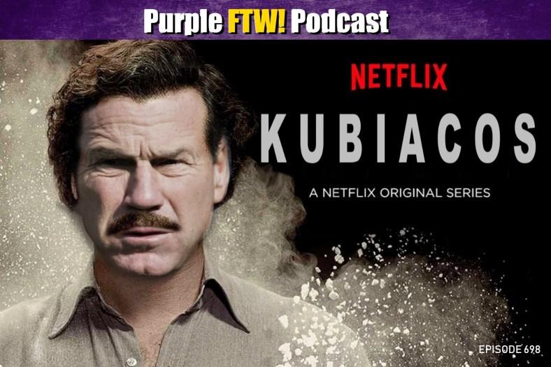 Purple FTW! Podcast: Vikings NFL Draft Talkies feat. Jordan Reid + #VikesOverBeers! (ep. 698)
