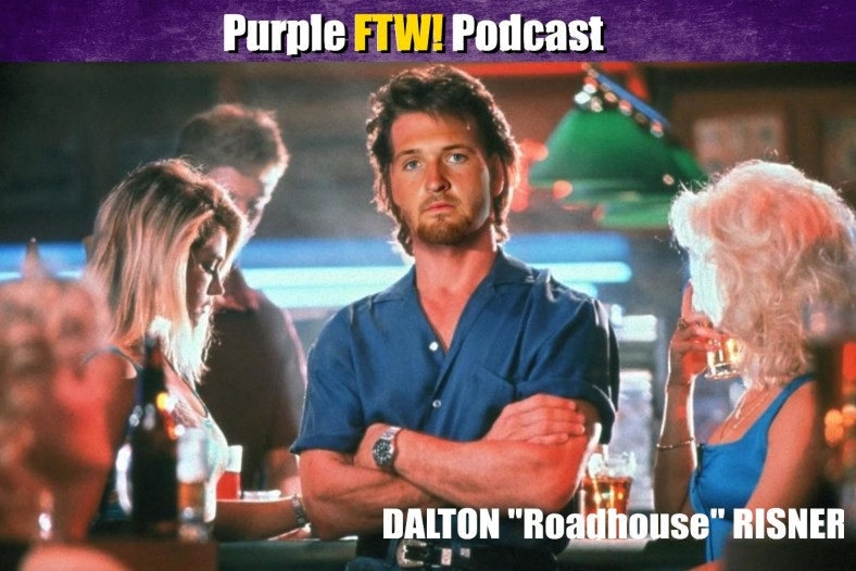 Purple FTW! Podcast: The NFL Overtime Rules are Fine. I Love Dalton Reisner. #VikesOverBeers! (ep. 701)