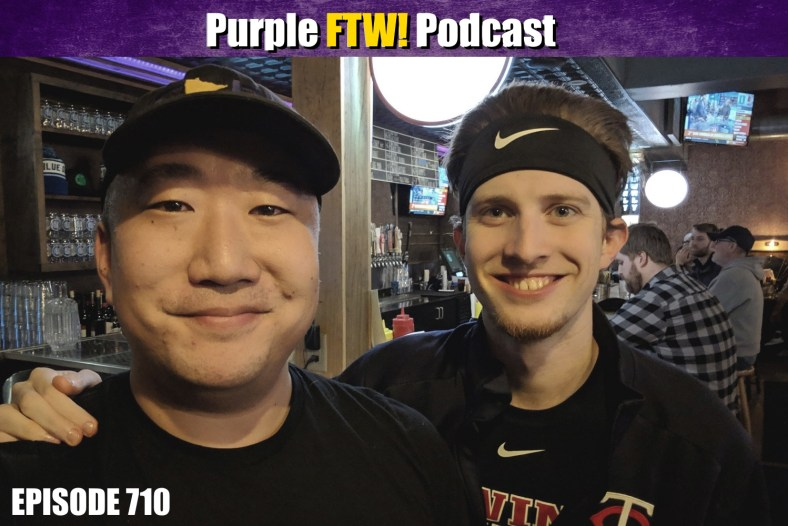 Purple FTW! Podcast: Valentine's Vikings Offseason Fun Times feat. Declan Goff (ep. 710)