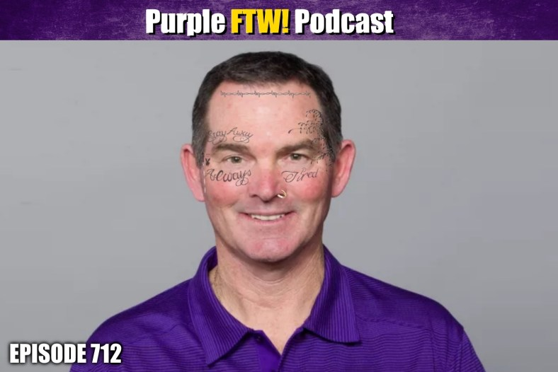Purple FTW! Podcast: Cousins Social Media Trolls, Where I Think QBs End Up, and Draft Tight Ends Deep Dive with Jordan Reid (ep. 712)