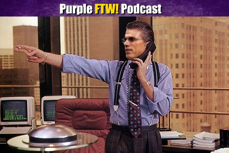 Purple FTW! Podcast: Adrian Back on the Vikings? Trade Xavier? Plus Mike Kaye of NJ.com (ep. 709)