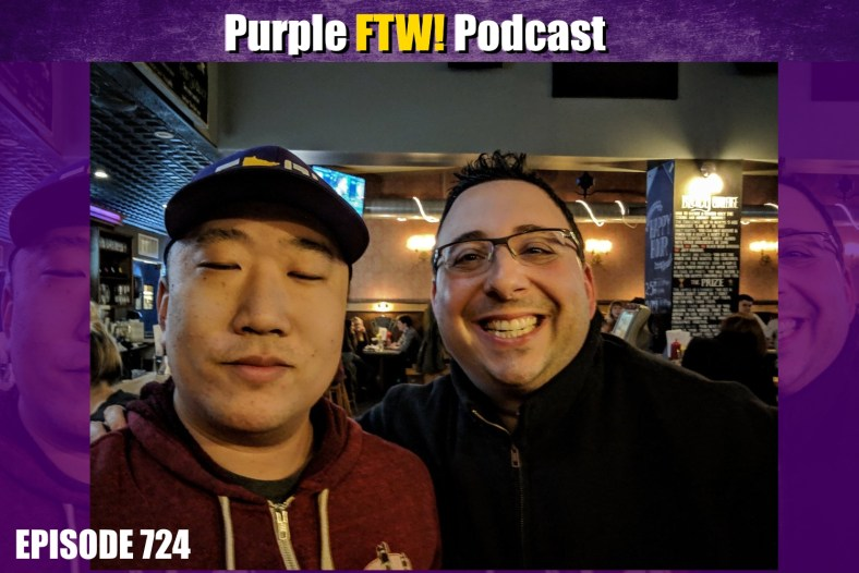 Purple FTW! Podcast: Vikings Free Agency MADNESS feat. Darren Wolfson (ep. 724)