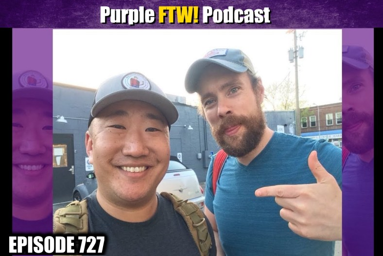 Purple FTW! Podcast: NFL Draft Prospect Deep Dive feat. Thor Nystrom of Rotoworld (ep. 727)