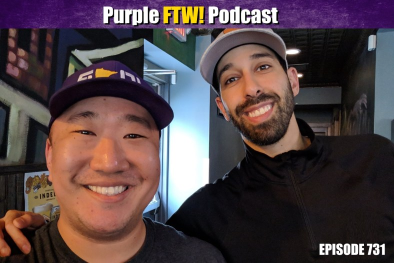 Purple FTW! Podcast: Is This the Real Life? Is This Just Fantasy? feat. Pharaoh of Phantasy (ep. 731)